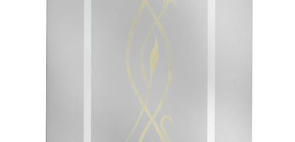 Vetri decorati vetri artistici for Vetrate artistiche per porte interne